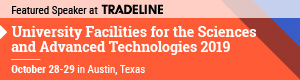 TRADELINE University Facilities for the Sciences and Advanced Technologies 2019