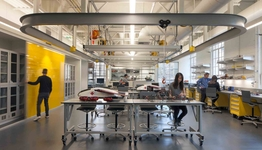 Caltech's New CAST Facility Simulates Testing Environments