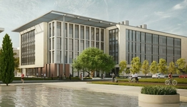 Stanford University - Biomedical Innovation Building