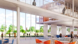 University of Florida - Malachowsky Hall for Data Science & Information Technology