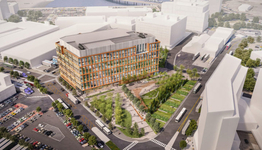 Millennium Partners and Beacon Capital Partners - 2 Harbor Life Sciences Center