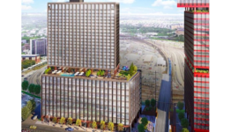 Brandywine Realty Trust - The West Tower at Schuylkill Yards