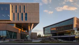 North Carolina State University - Fitts-Woolard Hall