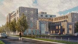 Virginia Tech - Data and Decision Sciences Building