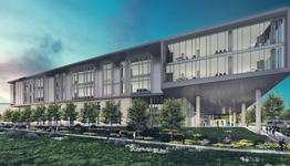 University of Texas at Arlington - School of Social Work and Smart Hospital Building