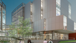 Rochester Institute of Technology - Student Hall for Exploration and Development (SHED)