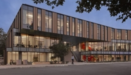 Harvey Mudd College - McGregor Computer Science Center