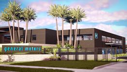 General Motors - Advanced Design Center - Pasadena