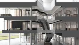 Florida State University - Interdisciplinary Research and Commercialization Building