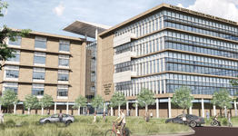 University of California, Irvine Plans Falling Leaves Foundation Medical Innovation Building