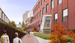 Eastern Washington University - Interdisciplinary Science Center