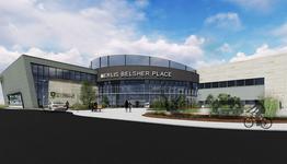 University of Saskatchewan - Merlis Belsher Place