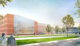 University of Vermont - Biomedical Research Complex