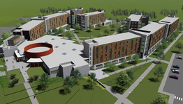 University of Massachusetts Dartmouth - Residential and Dining Complex