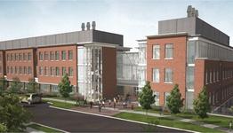 University of Nevada, Reno - Pennington Engineering Building