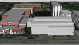 University of Nebraska-Lincoln - Planned Engineering Complex