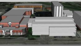 University of Nebraska-Lincoln - Planned Engineering Complex