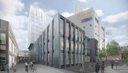 Univ of Edinburgh - Biological Sciences Renovation and Expansion