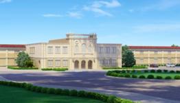 Texas Tech University - School of Veterinary Medicine in Amarillo