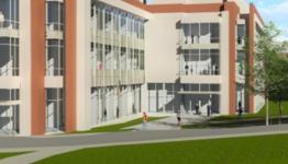 Ohio University - Chemistry Building