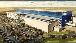 Blue Origin - Huntsville Engine Manufacturing Facility at Cummings Research Park