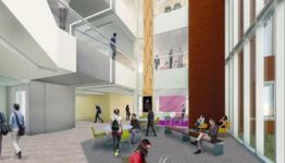 Nebraska Wesleyan University - Acklie Hall of Science