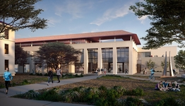 Pomona College - Rains Center for Sport and Recreation
