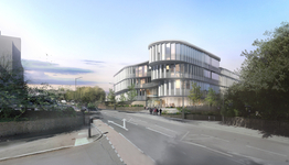 Sheffield University - Social Sciences Building