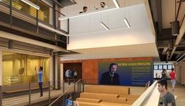 Montana State University - Norm Asbjornson Hall