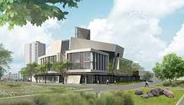 York University - Rob and Cheryl McEwen Graduate Study & Research Building