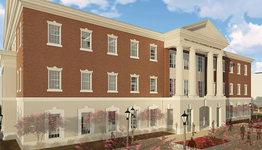 Southern Methodist University - Gerald J. Ford Hall for Research and Innovation