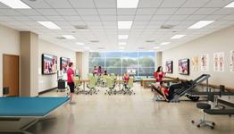 Texas Tech University Health Science Center - Odessa Academic Classroom Building