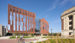 University of Michigan - Biological Science Building