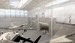 Centennial College - Downsview Campus Centre for Aerospace and Aviation
