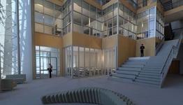 University - Centennial Hall