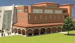 Midwestern State University - Centennial Hall
