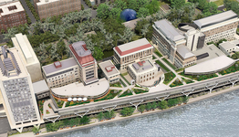 The Rockefeller University - Stavros Niarchos Foundation–David Rockefeller River Campus