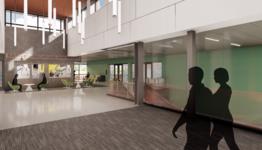 Eastern Michigan University - Sill Hall Renovation