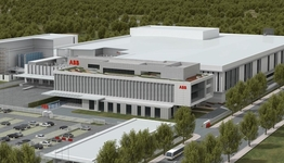 ABB - Robotics Manufacturing and Research Center - Shanghai
