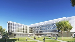 University of Rhode Island - Fascitelli Center for Advanced Engineering