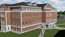 University of Central Arkansas - Integrated Health Sciences Building
