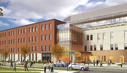 Ball State University - Health Professions Building