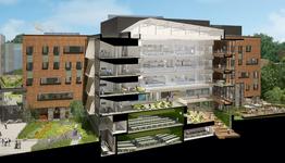 Universities at Shady Grove - Biomedical Sciences and Engineering Education Facility