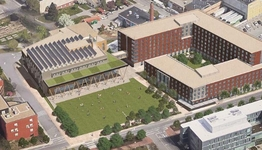 University of Southern Maine - Student Center and Residence Complex