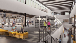 Cañada College - Kinesiology & Wellness Building