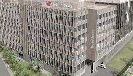 University of Cincinnati - Digital Futures Building