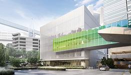 Oregon Health & Science University - Elks Children's Eye Clinic Building
