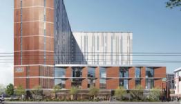 Arizona State University - ASU Downtown Phoenix Residence Hall and Entrepreneurial Center