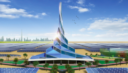 Dubai Electricity and Water Authority - Mohammed bin Rashid Al Maktoum Solar Park