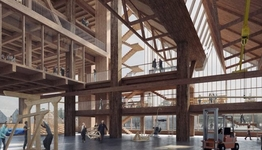 University of Arkansas - Anthony Timberlands Center for Design and Materials Innovation
